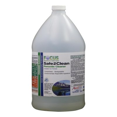 Safe 2 Clean Peroxide Cleaner