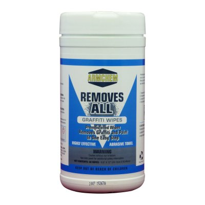Removes-All Wipes