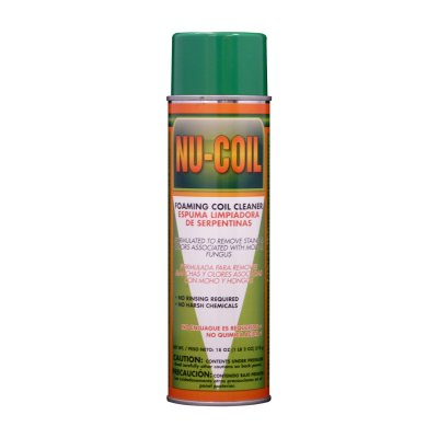 Nu - Coil Plus Foaming Coil Cleaner