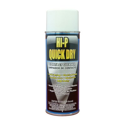 Hi-P Quickdry Contact Cleaner