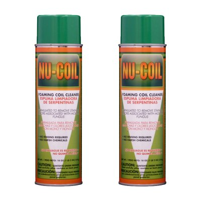 Nu-Coil Plus Foaming Coil Cleaner
