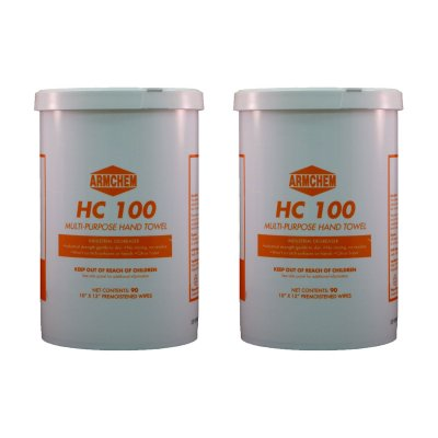 Hc100 2 Canister Promotion
