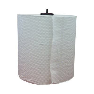 Tork Advc White Hard Roll Towel - 6 Rolls/Case