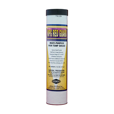 Mpg Red Guard Grease