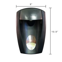 Foam Up Soap Dispenser Black