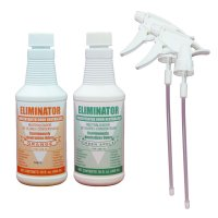 Eliminator Promotion (2 Triggers) 1 Orange 1 Apple