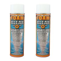 Foam Klean 2 Can Promotion