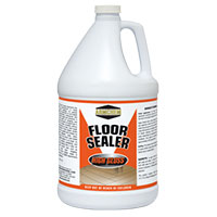 Dri Bright Floor Sealer